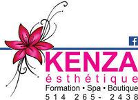 l'institut de beauté Kenza Esthétique!