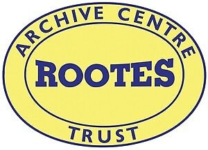 The Rootes Archive Centre Trust