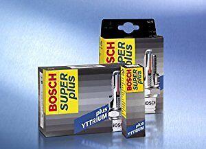 4x BOSCH WR8BC+ 20+ SUPER PLUS SPARK PLUG 0242229657