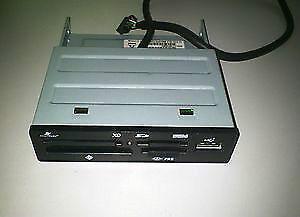 Acer Aspire Desktop 9-en-1 lecteur de carte multimédia CR.10400.