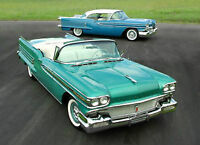 Wanted 1958 Oldsmobile Convertible