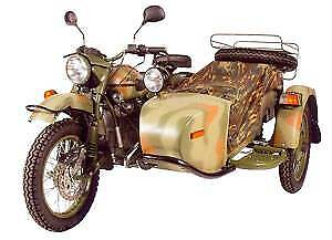 Wanted: Wanted - fuel injected Ural 750 sidecar