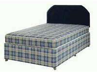 BRAND NEW FOUBLE BED SET. FREE DELIVERY