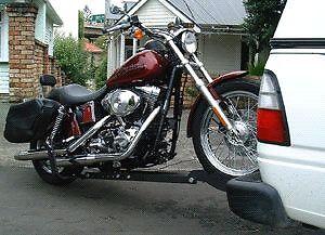 Fatz harley bike hauler Mount Richon Armadale Area Preview