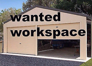 Wanted Work Space