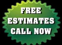 Free quotes Lawn Mowing Service