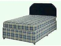 BRAND NEW DOUBLE BED SET. FREE DELIVERY