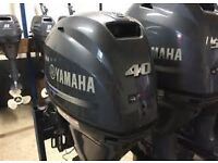 Yamaha F40FEDL 40HP Outboard Engine Brand new with 5 year warranty