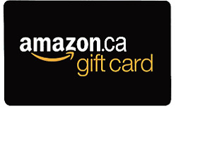 Amazon gift card kijiji in toronto gta buy sell save with 100 amazon gift card for 95 negle Gallery