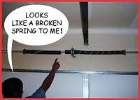 AFFORDABLE        garage door  repairs  604 679-0338