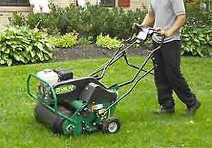 Lawn Aerating/Aeration in Tantallon and surrounding areas