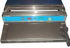 Emballeuse Scelleuse à table chauffante BX450