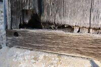RENOVATIONS, ROTTEN WOOD REPAIRS AND REPLACEMENTS