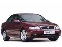 Vauxhall Omega