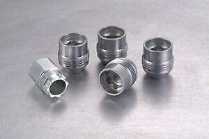 Genuine GM M14 x 1.5 lug nut wheel locks - 3 sets avail
