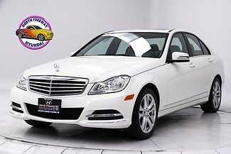2012 Mercedes-Benz C-Class  For Sale