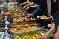 Casual Caterers for London and Greater London Area