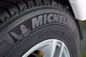 SUPER VENTE MICHELIN! PNEUS USAGES!