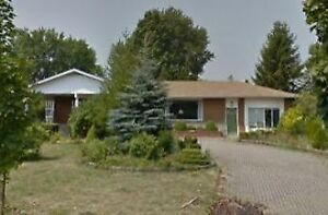 A beautiful  house for Brock and Niagara college students