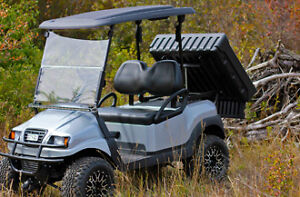 Ranch Hand by SC Carts - Electric Golf Cart - Work Cart