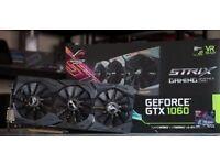 New Asus Strix GTX 1060 6GB £249