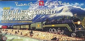 Brand New Bullet-Nosed Express Train Set President's Choice