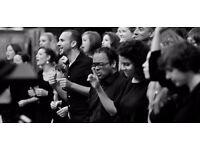 Jazz in the Crypt with the London International Gospel Choir