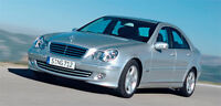 2007 Mercedes-Benz 200-Series C230 Sedan