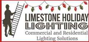 Free holiday/special event lighting/window painting quote.