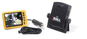 5.8GHz iBall Wireless Trailer Hitch Back Up Camera