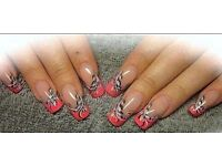 Nails technician 4 years experience