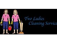 Cleaning ladies available !!!