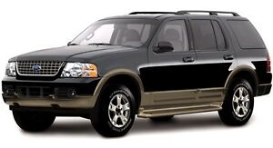 Wanted: Ford Explorer