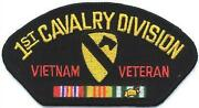 1st Cavalry Patch
