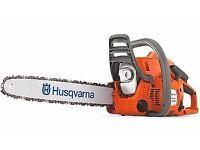 husqvarna chain saw new