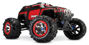ISO Traxxas or HPI electric monster truck rtr