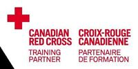 Canadian Red Cross: First Aid and CPR Training