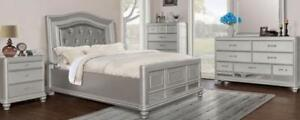 How Big Is A Queen Size Bed - Good For Two People - Buy From Kitchen And Couch (GL201)