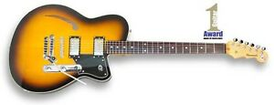 Reverend Club King HB with Bigsby / original hard case
