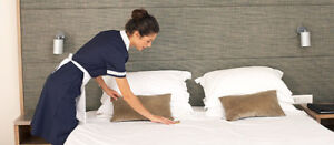 $13hr Housekeeping Job  w/ driving license  in Downtown Montreal