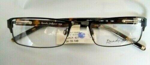 RANDY JACKSON 1025 021 Men's Eyeglass Frames 54-19-140 Zylow