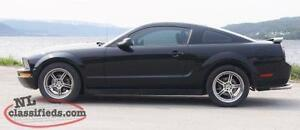 2008 Ford Mustang V6. Sports car w/ good gas mileage! Video!