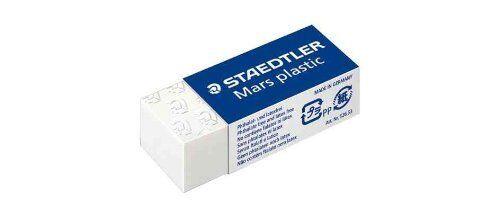 Staedtler Mars Plastik Radiergummi MINI - Pack 5 or 10