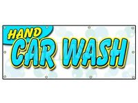 HAND CAR WASH SITE TO LET