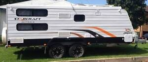 2014 Jayco Starcraft Outback Poptop Caravan with Bunks Figtree Wollongong Area Preview