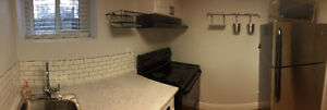 ***Gorgeous large and bright basement apartment***