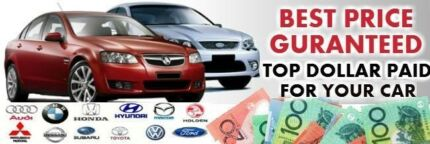 Wanted: Top Cash Paid For Your Car! $$$
