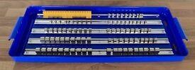 Bergen 110 Piece Socket Tray Rack