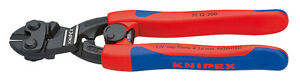 Knipex 71 12 200 CoBolt® Compact Bolt Cutters
