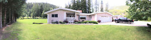 House, 4 Car with 4.76 Acres and Income from 7 Buildings Revelstoke British Columbia image 1